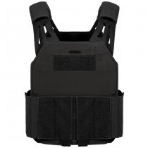 Tasmanian Tiger Low Profile Plate Carrier - Black