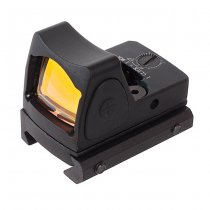 Aim-O Adjustable LED RMR Red Dot Sight - Black