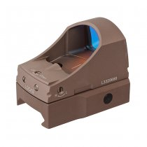 Blackcat DR Red Dot Sight - Tan