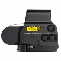 Aim-O XPS-3 Red Dot Sight - Black