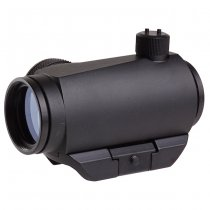 Aim-O T1 Red & Green Dot Sight Low Mount - Black