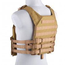 Rush Plate Carrier - Tan