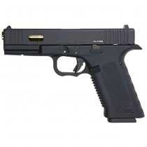 KWC Model 17 Co2 Blow Back Pistol - Black