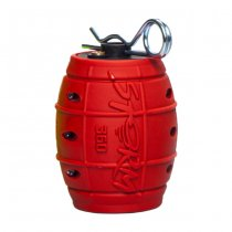 ASG Storm Grenade 360 - Red