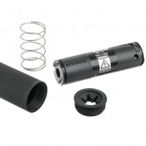AngryGun WE MP7 QD Tracer Silencer