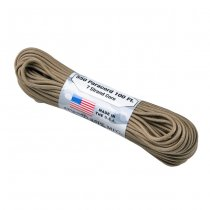 Helikon 550 ParaCord 100 Feet - Coyote