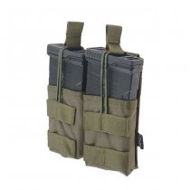 Double Open .308 Magazine Pouch - Olive