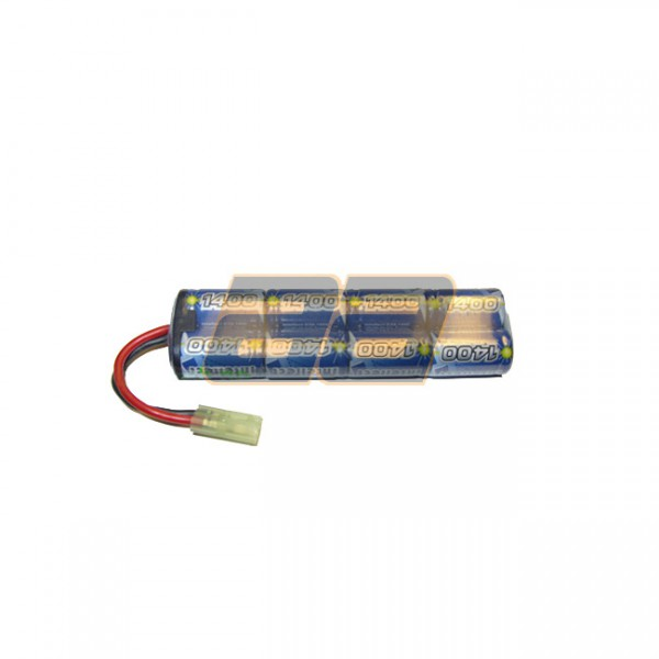 Intellect 9.6V 1600mAh NiMH - Small Type