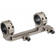Aim-O GE Short Version Scope Ring Mount - Dark Earth