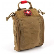 ITS Tactical ETA Trauma Kit Pouch Fatboy - Coyote