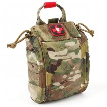 ITS Tactical ETA Trauma Kit Pouch Fatboy - Multicam