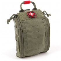 ITS Tactical ETA Trauma Kit Pouch Fatboy - Ranger Green