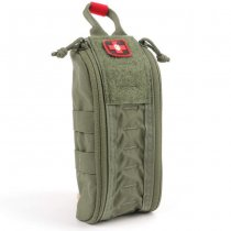 ITS Tactical ETA Trauma Kit Pouch Tallboy - Ranger Green