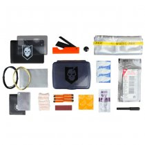 ITS Tactical Mini Survival Kit & Case