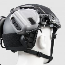 Earmor M32H MOD1 Tactical Hearing Protection Helmet Version Ear-Muff - Grey