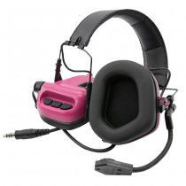 Earmor M32 MOD3 Tactical Hearing Protection Ear-Muff - Pink