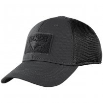 Condor Flex Tactical Mesh Cap - Black L/XL