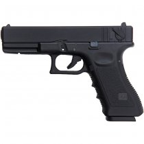 KJ Works KP-18 Co2 Blow Back Pistol - Black