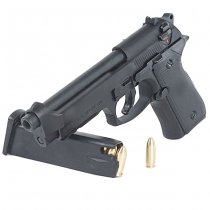 Blackcat Mini Model Gun M92F - Black