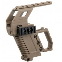 G17 / G18 / G19 Loading Device & Sight Rail - Tan