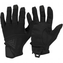 Direct Action Hard Gloves - Black 2XL