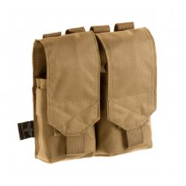 Invader Gear 5.56 2x Double Mag Pouch - Coyote