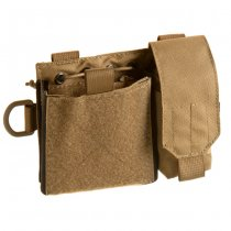 Invader Gear Admin Pouch - Coyote