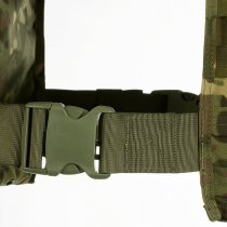 Invader Gear Armor Carrier - ATP Tropic