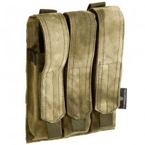 Invader Gear MP5 Triple Mag Pouch - Everglade