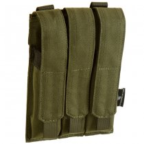 Invader Gear MP5 Triple Mag Pouch - OD