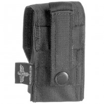 Invader Gear Single 40mm Grenade Pouch - Black