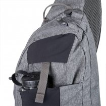 Helikon EDC Sling Backpack - Nylon Grey Melange