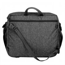 Helikon Urban Courier Bag Medium - Nylon Black-Grey Melange