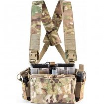 Haley Strategic D3CRM Micro Chest Rig - Multicam