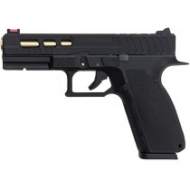 KJ Work KP-13 C Co2 Blow Back Pistol - Black