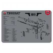 TekMat Cleaning & Repair Mat - 1911 Grey