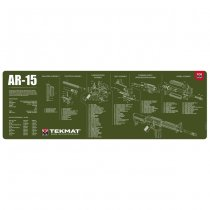 TekMat Cleaning & Repair Mat - AR-15 OD