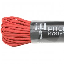 Pitchfork Paracord Type III 550 30m - Red