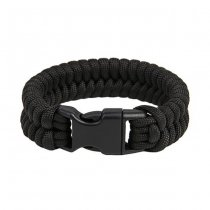 Pitchfork Paracord Bracelet Buckle - Black