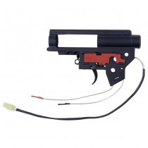 Specna Arms Reinforced V2 Gearbox Micro-Contact - Rear Wired
