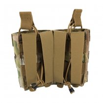 Tasmanian Tiger 2 Single Magazine Pouch Bungee M4 MK2 - Multicam