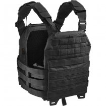 Tasmanian Tiger Plate Carrier MK4 - Black