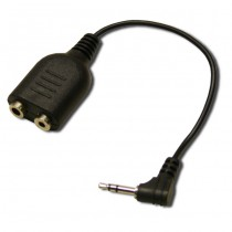 Motorola Adapter 1 pin, 2.5mm to 2 pin
