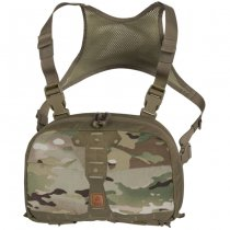 Helikon Chest Pack Numbat - Multicam / Adaptive Green