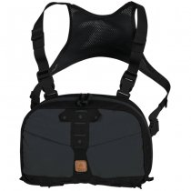 Helikon Chest Pack Numbat - Shadow Grey / Black