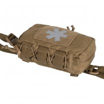 Helikon Modular Individual Med Kit Pouch - Shadow Grey