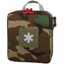Helikon Automotive Med Kit Pouch - US Woodland