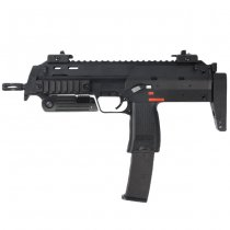 KWA H&K MP7A1 Gas Blow Back SMG - Black