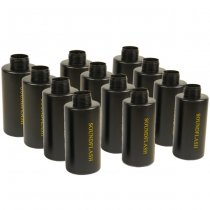 THUNDER-B Sound Grenade Cylinder Type Shell Set
