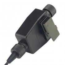 Z-Tactical Military PTT Kenwood 2-Pin